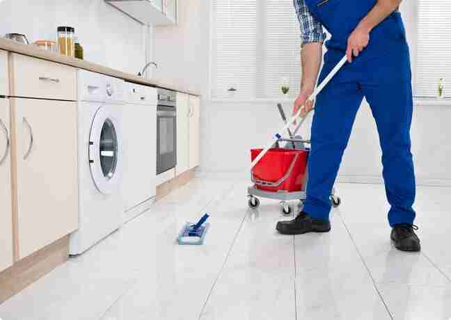 Chicago Maid Services.
